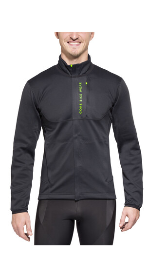GORE BIKE WEAR Power Trail WS SO Thermo Miehet takki , musta